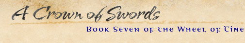 Book Seven of the Wheel of Time